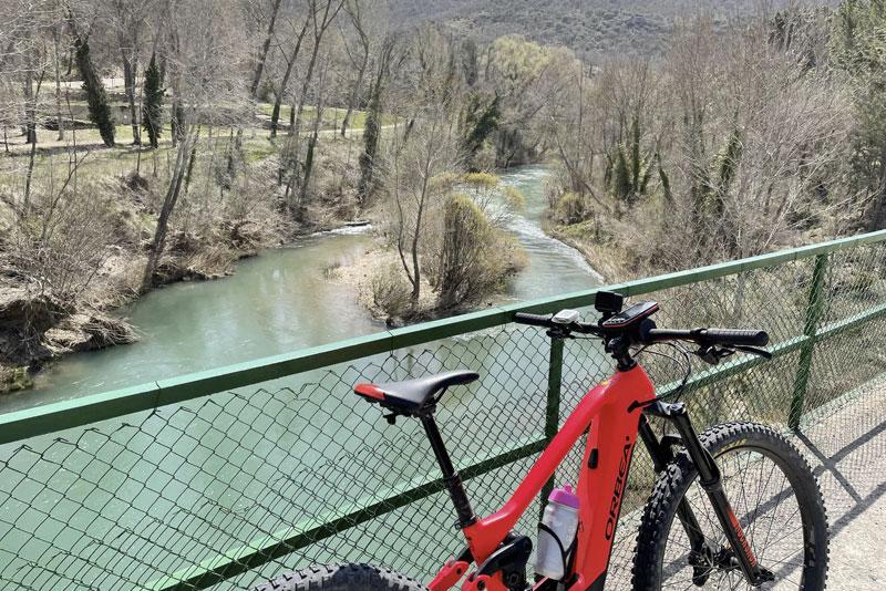 Rutas ciclistas en Castilla La Mancha